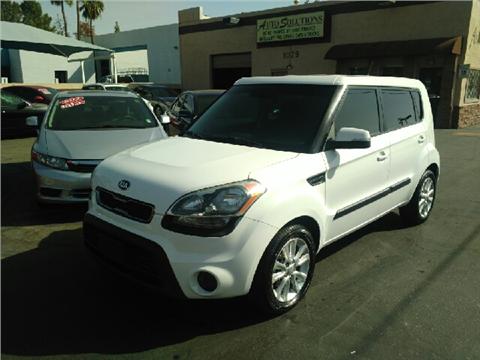 2013 Kia Soul for sale in Mesa, AZ