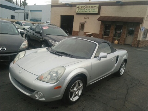 2003 Toyota MR2 Spyder for sale in Mesa, AZ
