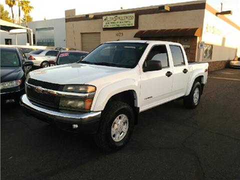 Chevrolet Colorado For Sale In Mesa Az