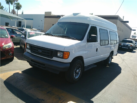 2007 Ford E-Series Cargo for sale in Mesa, AZ