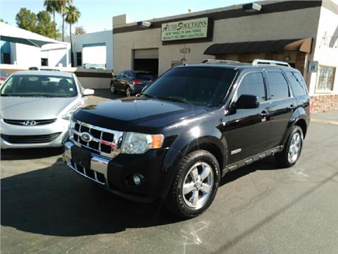 2008 Ford Escape for sale in Mesa, AZ