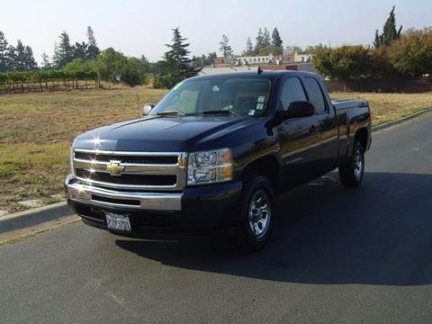 2011 Chevrolet Silverado 1500 for sale in Hayward, CA
