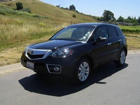 2010 Acura RDX for sale in Hayward, CA
