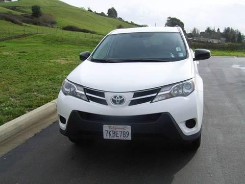 2015 Toyota RAV4 for sale in Hayward, CA