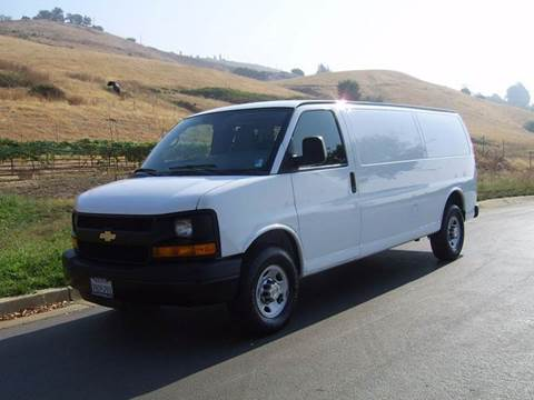 2011 Chevrolet Express Cargo for sale in Hayward, CA