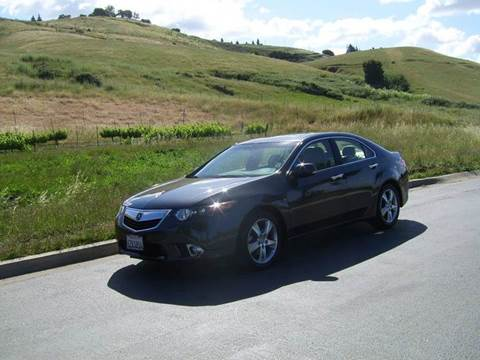 2013 Acura TSX for sale in Hayward, CA