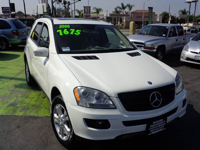 2006 mercedes benz m class ml350 awd 4matic 4dr suv in for 2006 mercedes benz m class ml350