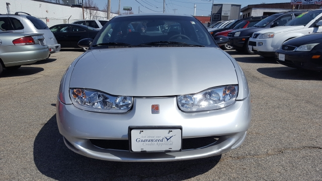 2002 Saturn S-Series SC1 3dr Coupe - Lowell MA