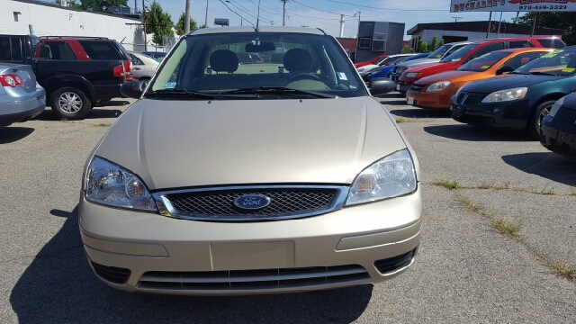 2007 Ford Focus ZX4 S 4dr Sedan - Lowell MA