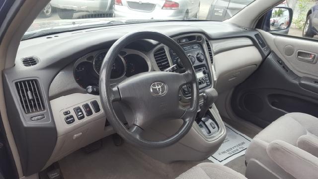 2001 Toyota Highlander V6 AWD 4dr SUV - Lowell MA
