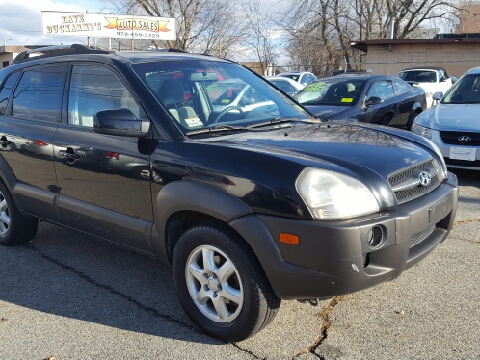 2005 Hyundai Tucson for sale in Lowell, MA