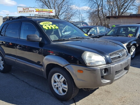 2006 Hyundai Tucson for sale in Lowell, MA