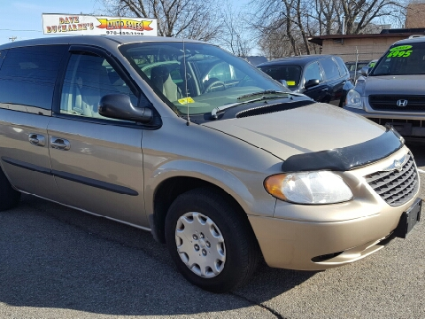 2003 Chrysler Voyager for sale in Lowell, MA