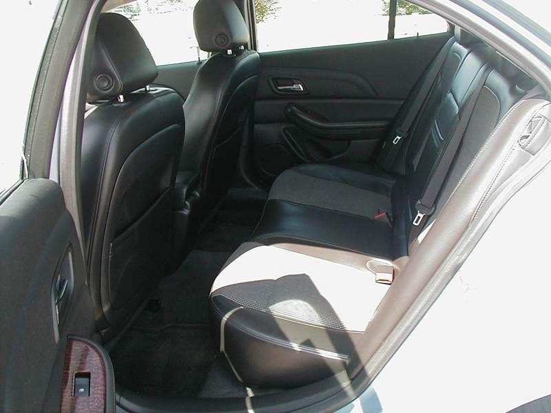 2013 Chevrolet Malibu LT 4dr Sedan w/1LT - Niagra Falls NY