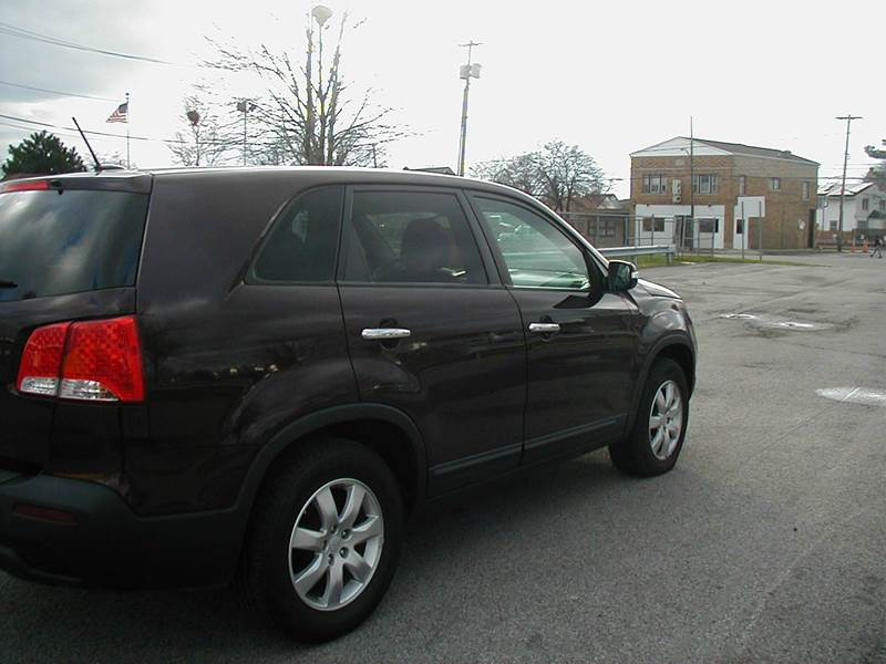 2011 Kia Sorento 4dr SUV - Niagra Falls NY