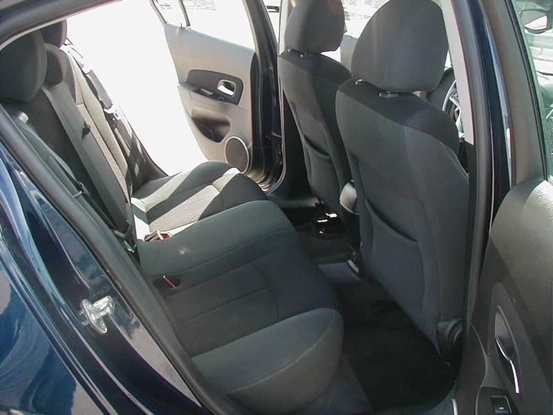 2011 Chevrolet Cruze LT 4dr Sedan w/1LT - Niagra Falls NY