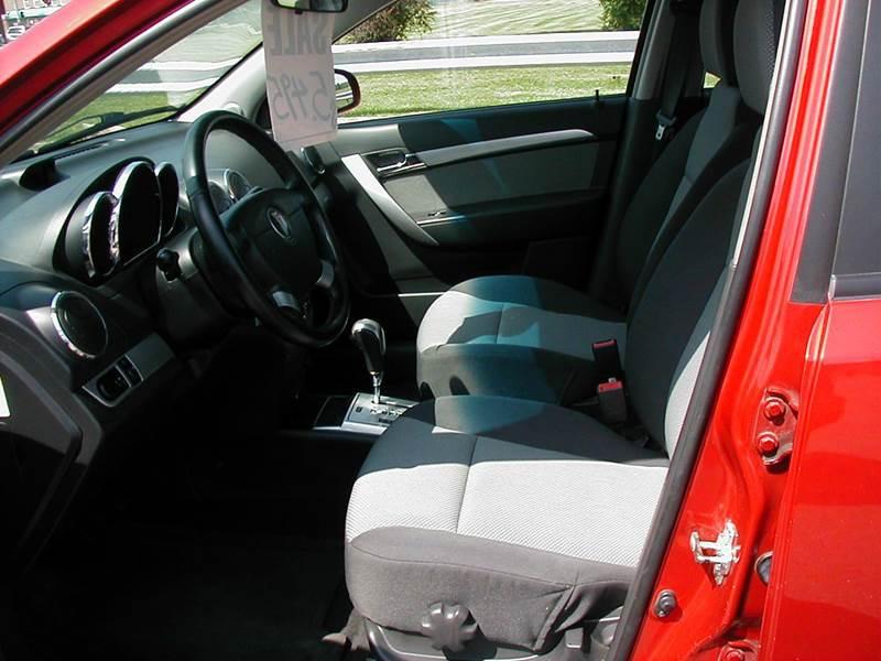 2009 Pontiac G3 4dr Hatchback - Niagra Falls NY
