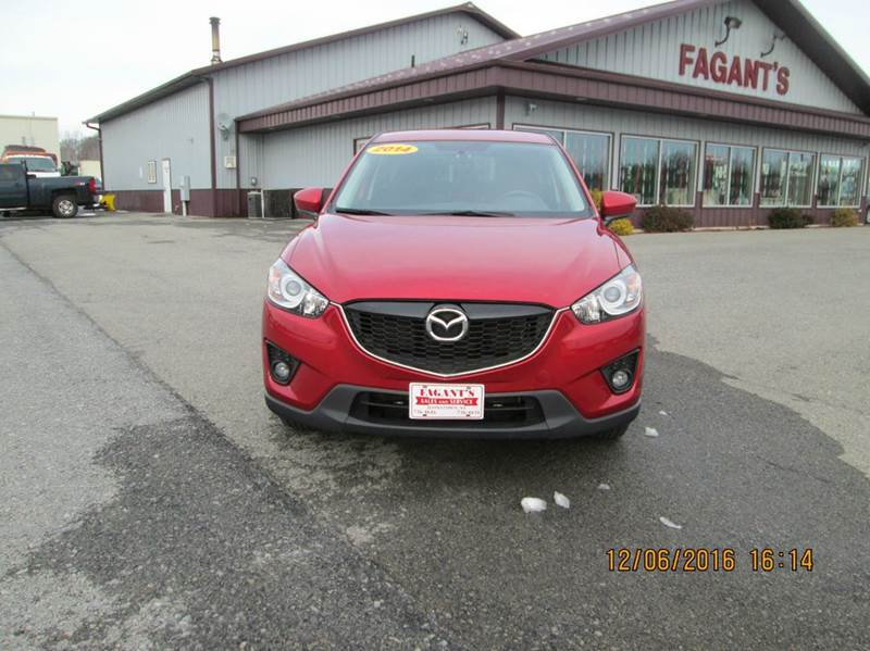 2014 Mazda CX-5 AWD Touring 4dr SUV - Johnstown NY