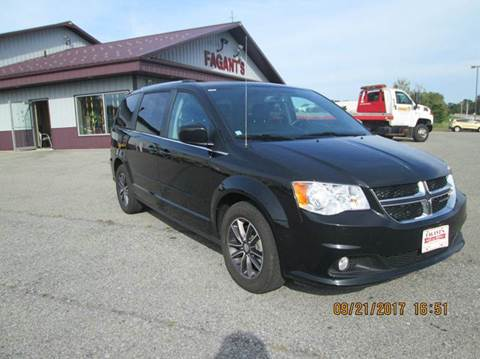 2017 Dodge Grand Caravan for sale in Johnstown, NY