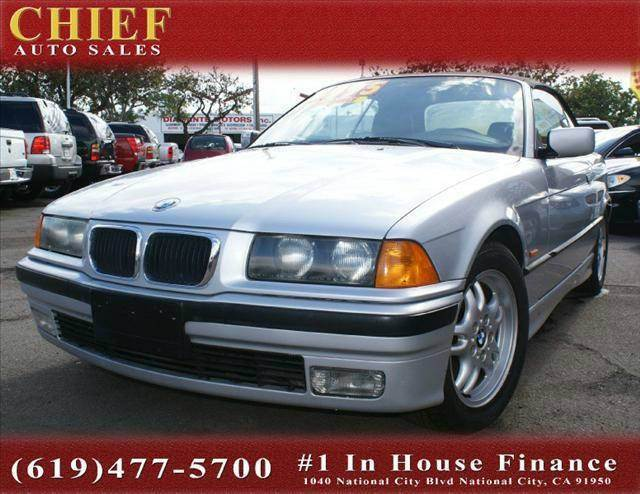 Bmw Series I Dr Convertible In National City CA Chief - Bmw 323i convertible for sale