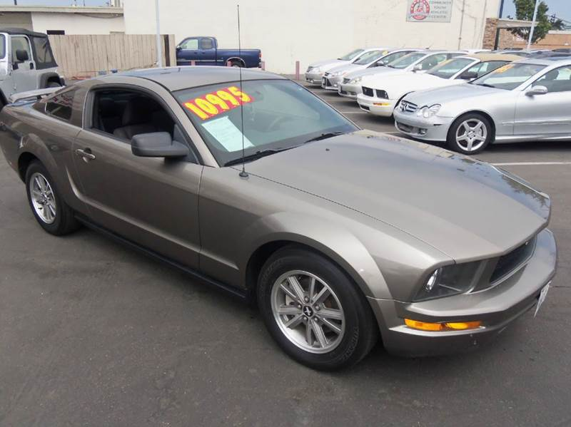 2005 Ford Mustang & Ford Used Cars Used Cars For Sale National City Chief Auto Sales markmcfarlin.com
