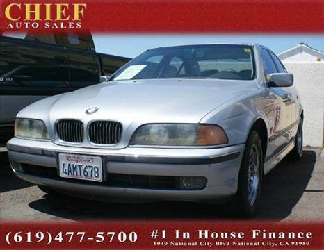 1997 BMW 5 Series for sale in National City, CA