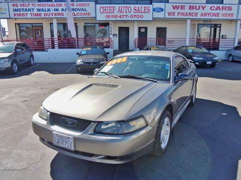 2002 Ford Mustang for sale in National City, CA