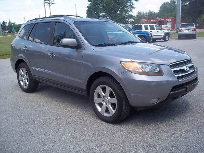 2007 hyundai santa fe limited 4dr suv in rogers ar. Black Bedroom Furniture Sets. Home Design Ideas