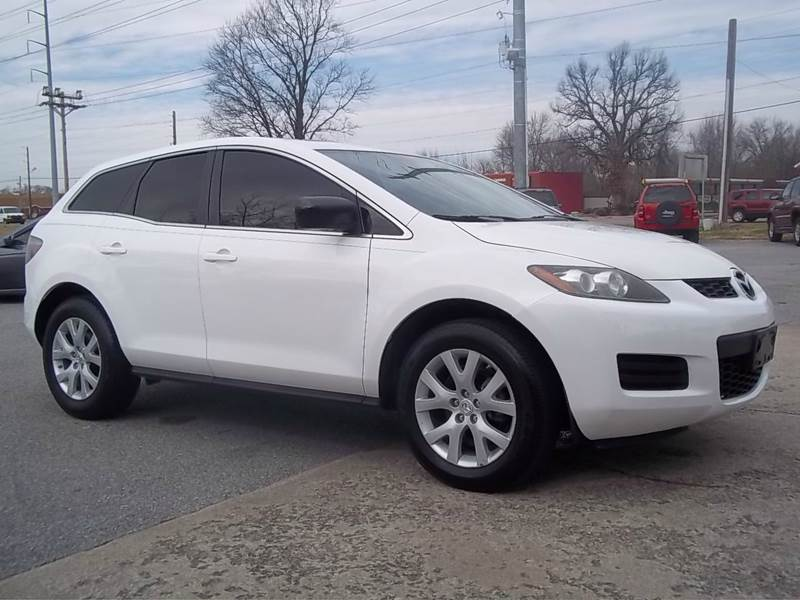 2007 mazda cx 7 grand touring awd 4dr suv in rogers ar blaneys preowned. Black Bedroom Furniture Sets. Home Design Ideas