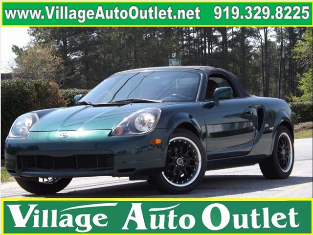 2001 Toyota MR2 Spyder