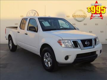 2012 Nissan Frontier for sale in Santa Ana, CA