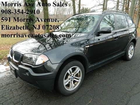 2005 BMW X3 for sale in Elizabeth, NJ