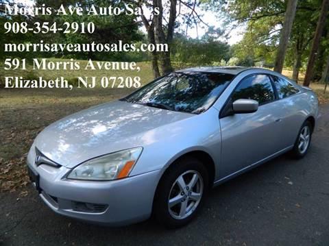 2005 Honda Accord for sale in Elizabeth, NJ