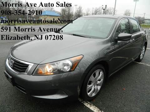 2008 Honda Accord for sale in Elizabeth, NJ