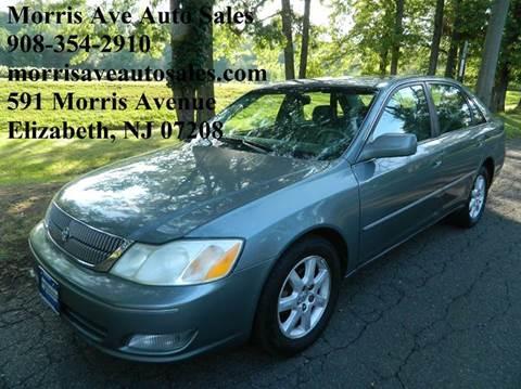2001 Toyota Avalon for sale in Elizabeth, NJ