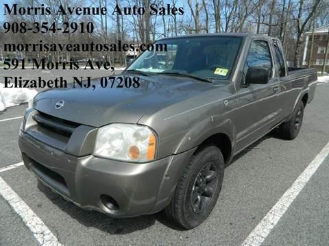 2002 Nissan Frontier for sale in Elizabeth, NJ