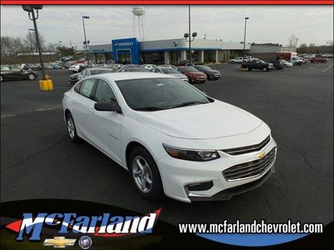 2017 Chevrolet Malibu for sale in Maysville, KY