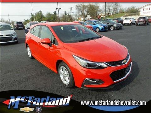 2017 Chevrolet Cruze for sale in Maysville, KY