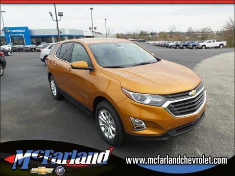 2018 Chevrolet Equinox for sale in Maysville, KY