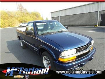 2000 Chevrolet S-10 for sale in Maysville, KY