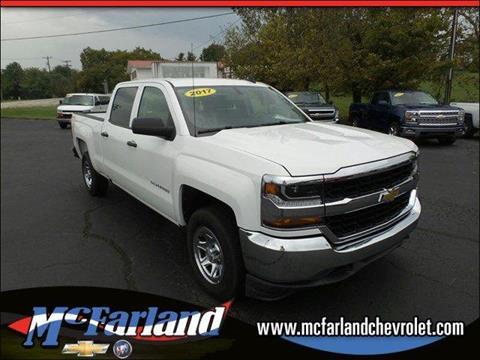 2017 Chevrolet Silverado 1500 for sale in Maysville, KY
