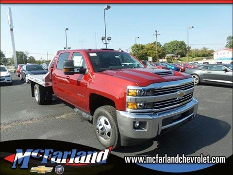2018 Chevrolet Silverado 3500HD CC for sale in Maysville, KY