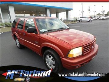 2000 Oldsmobile Bravada for sale in Maysville, KY
