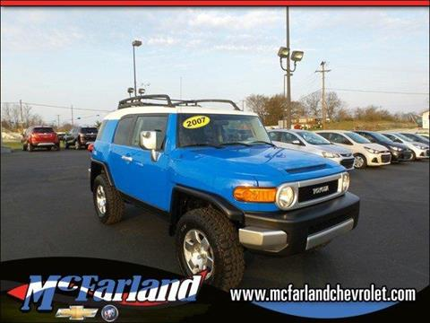2007 Toyota FJ Cruiser for sale in Maysville, KY