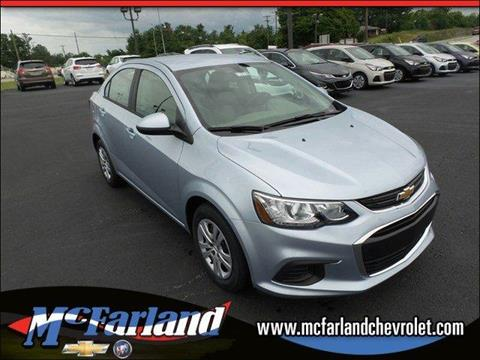 2017 Chevrolet Sonic for sale in Maysville, KY