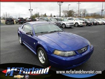 2004 Ford Mustang for sale in Maysville, KY
