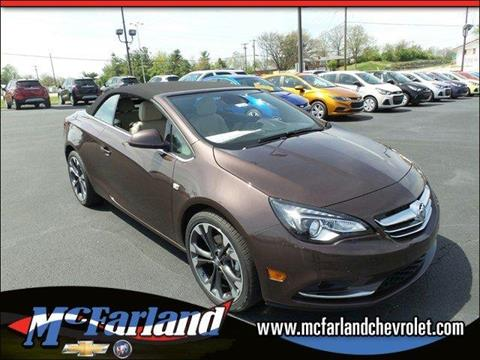 2017 Buick Cascada for sale in Maysville, KY