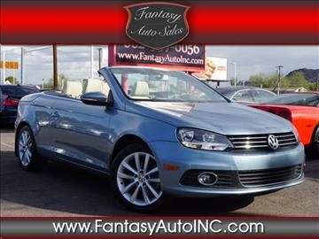 2013 Volkswagen Eos for sale in Phoenix, AZ