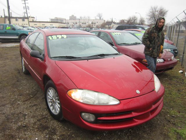 2000 Chrysler Intrepid