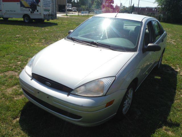 2000 Ford Focus